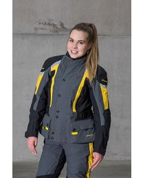 Compañero World2. jacket women. standard size. yellow size:36