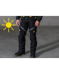 Compañero Summer. trousers men. short size 27. black