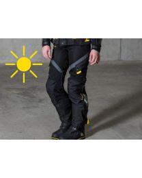 Compañero Summer. trousers women. standard size. black size:36
