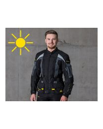 Compañero Summer. jacket men. short size 27. black