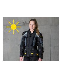 Compañero Summer. jacket women. standard size. black size:36