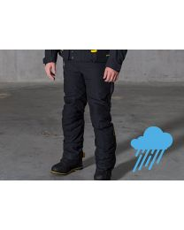 Compañero Weather. trousers men. standard size. black size:46