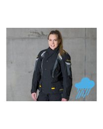 Compañero Weather. jacket women. standard size. black size:36