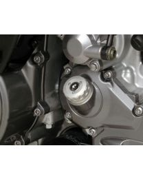Lockable oil cap. Yamaha FJR1300
