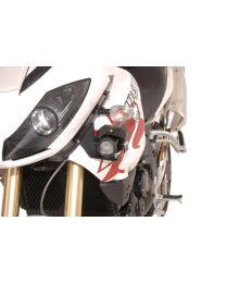 Auxiliary fog light. left. Triumph Tiger 1050i