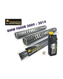 Progressive fork springs for BMW F800R 2009-2014