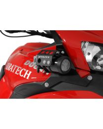 Auxiliary fog lights Right for Ducati Multistrada up to 2014