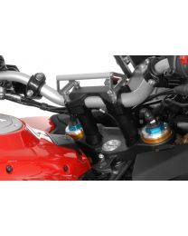 Handlebar riser 20 mm. Typ 33. for Ducati Multistrada 1200 up to 2014