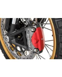Brake calliper cover front. red for Ducati Scrambler from 2015