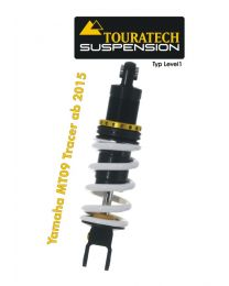 Touratech Suspension shock absorber for Yamaha MT 09 Tracer ab 2015 Type Level1/Explore
