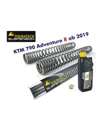 Progressive fork springs for KTM 790 Adventure R from 2019