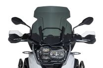 Touratech Windscreen. L. tinted. for BMW R1250GS/ R1250GS Adventure/ R1200GS (LC)/ R1200GS Adventure (LC)