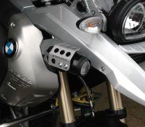 Additional fog headlight *RIGHT* for BMW R1200GS (2008-2012)/R1200GS Adventure (2008-2013)