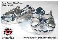 Touratech Pivot Pegz - *Mark3* for BMW F750GS/F850GS/F850GS Adventure/F700GS/F800GS/F800GS Adventure/F650GS(Twin)/BMW F650GS/F650GS Dakar/G650GS/G650GS Sertao