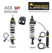 Touratech ACE Suspension *Explore* SET for BMW R1150GS (2000-2003)