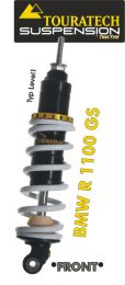 Touratech Suspension *front* shock absorber for BMW R1100GS* from 1995 type *Level1*