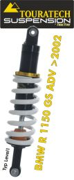 Touratech Suspension *rear* shock absorber for BMW R1150GS ADV from 2002 type *Level1*