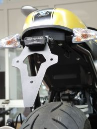 AC Schnitzer registration plate holder. centrally located. incl. inner mudguard/rear light combination for BMW RnineT / RnineT Scrambler / RnineT Urban G/S