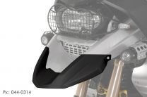 Touratech Mudguard extention for BMW R 1200 GS. silver. (2008-2012)