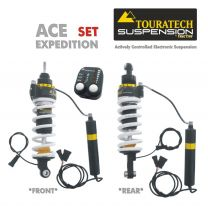 Touratech ACE Suspension Expedition SET for BMW R1200GS (2004-2012)