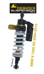 Touratech Suspension *rear* shock absorber for BMW R1200GS (2004-2012)  type *Extreme*