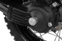 Touratech Cover for rear axle. left-hand side for the Yamaha XT1200Z Super Tenere