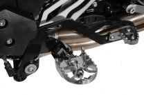 Touratech Folding and adjustable stainless steel brake lever for BMW F650GS(Twin). F700GS. F800GS and F800GS Adventure