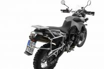 "Pannier rack ""stainless steel"" BMW F800GS / F650GS (Twin)/ F700GS"