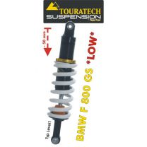 Touratech Suspension *rear* lowering kit (-50 mm) for BMW F800GS up to 2012 type *Level 1*