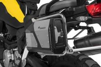 Toolbox for original TOURATECH case carrier, exterior installation
