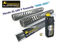 Touratech Progressive fork springs for Honda XL650V Transalp 2000-2007