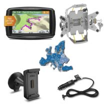 Garmin zumo 595 LM EU Bike & Car Set. silver