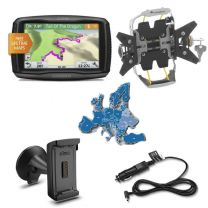 Garmin zumo 595 LM EU Bike & Car Set. black