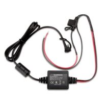 """Power cable for Garmin zumo 340/ 345/ 350/ 390/ 395/ 396. motorcycle. """"with open cable-ends"""""""