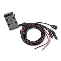 """Power cable for Garmin zumo 590/ 595. motorcycle. """"with open cable-ends"""""""