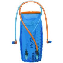 Hydration System with two compartments Source DIVide 2 Liter