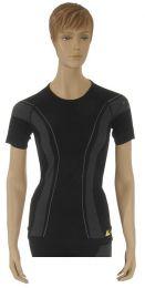 "T-shirt ""Allroad"". ladies. black size:s"