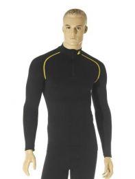 "Longshirt ""Touratech Primero Alpine"" men. black size:m"