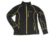 "Jacket ""Touratech Primero Polar"" men. black. size: M"