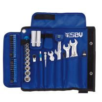 Tool Kit Adventure motorcycle toolset, 60 pcs