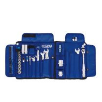 Tool Kit Honda, Kawasaki, Suzuki, Triumph and Yamaha motorcycle toolset, 70 PCS