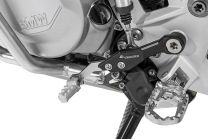 Touratech Gear lever length adjustable and foldable for BMW F850GS/ F850GS Adventure/ F750GS