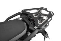 Aluminium luggage rack. black for BMW F850GS / F750GS