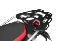 "Aluminium luggage rack. black for BMW ""Touring Package"" BMW F850GS / F750GS"