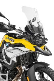 Touratech Windscreen. L. transparent. for BMW F850GS