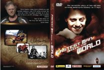 "Video DVD ""Fastest Man Around the World"" Nick Sanders"