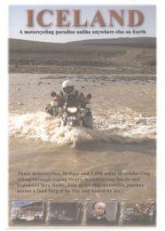 Video DVD Iceland Globeriders