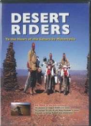 Video DVD Desert Riders from Chris Scott