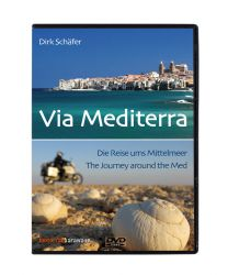"DVD ""Via Mediterra - The journey around the Mediterranean Sea"" - Dirk Schäfer"