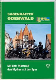 Video DVD Odenwald - Tourenfahrer.